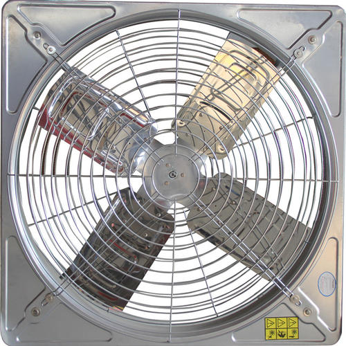hanging fan, air circulation fan, dairy farm fan