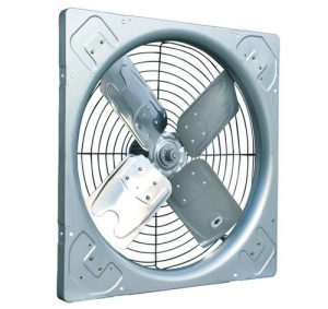 dairy farm exhaust fan, cow house cooling fan, hanging exhaust fans