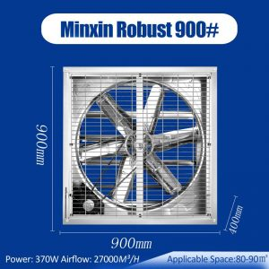 36 inch exhaust fan, industrial exhaust fan, 900mm window exhaust fan