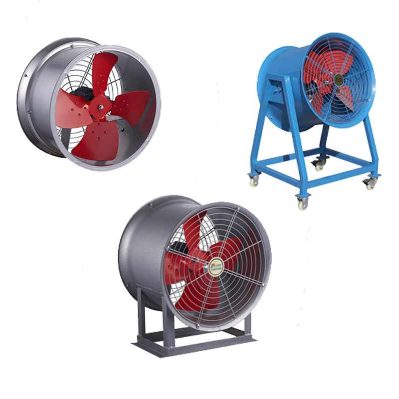 Circulation Fans, Tunnel fans, greenhouse circulation fans