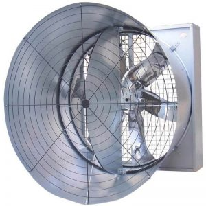 galvanized box fans, poultry fan, cone fan